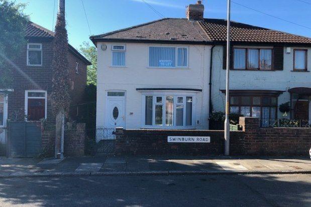 Thumbnail End terrace house to rent in Swinburn Road, Stockton-On-Tees
