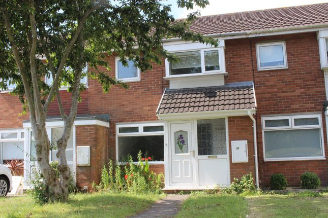 Thumbnail Terraced house for sale in Monmouth Way, Boverton, Llantwit Major