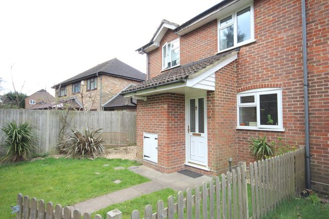 Thumbnail End terrace house to rent in High Beech, Martins Heron, Bracknell