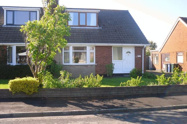 Thumbnail Detached bungalow to rent in 23 Clovelly Drive, Newburgh
