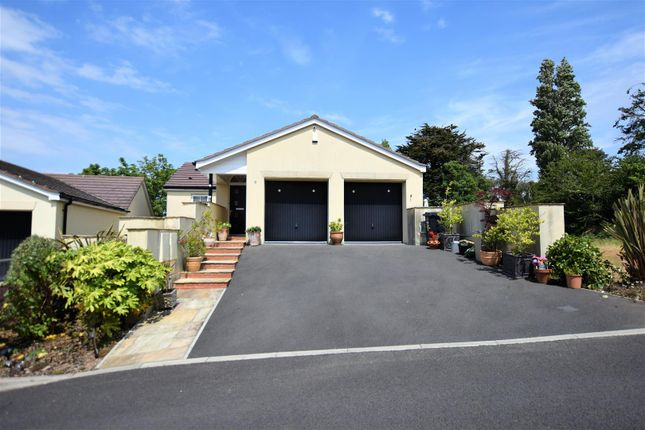 Thumbnail Detached house for sale in Crest Heights, Portishead, Bristol