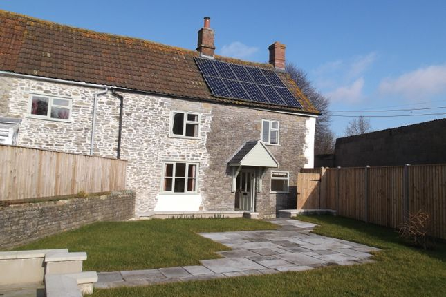 Thumbnail Cottage to rent in Church Lane, Evercreech, Shepton Mallet