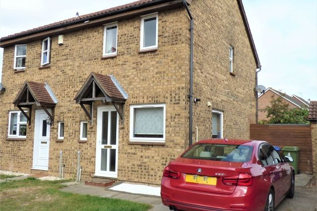 Thumbnail Semi-detached house to rent in Hambrook Walk, Sittingbourne, Kent