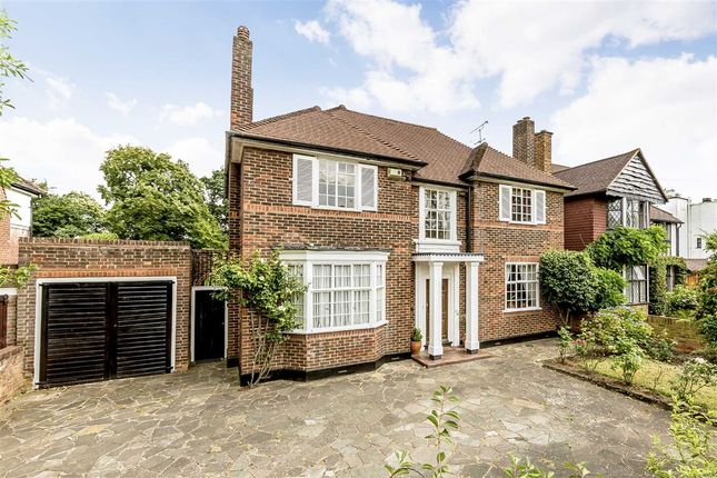 Thumbnail Detached house for sale in Ormond Crescent, Hampton