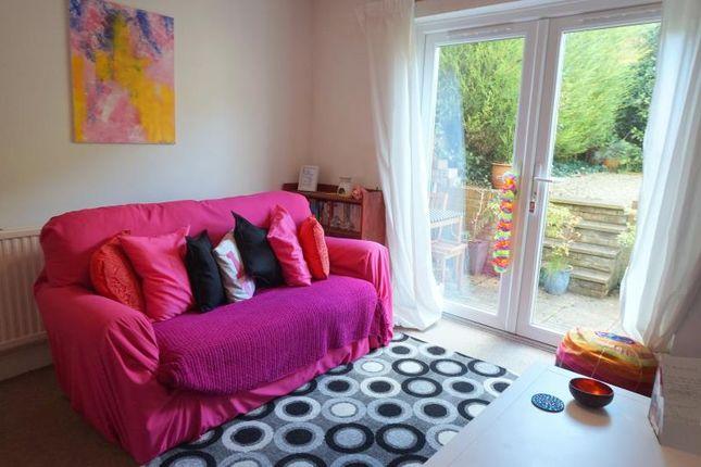 Lounge of Garden Flat, Alma Road Avenue, Clifton BS8