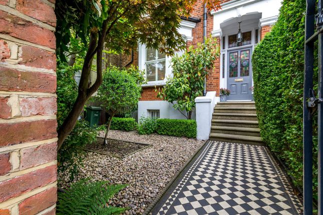 Thumbnail Terraced house to rent in Lewin Road, Streatham