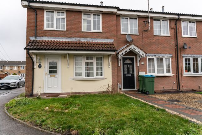 End terrace house for sale in Crocus Drive, Aylesbury