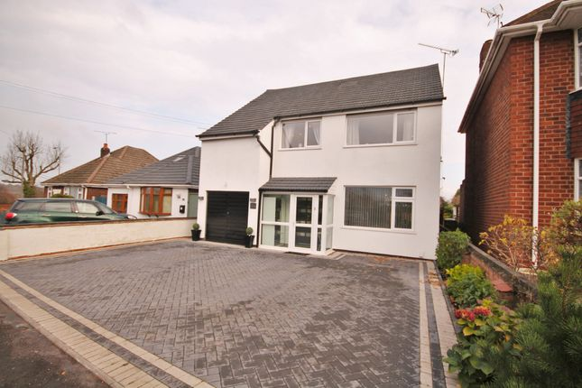 Thumbnail Detached house for sale in Hospital Lane, Bedworth
