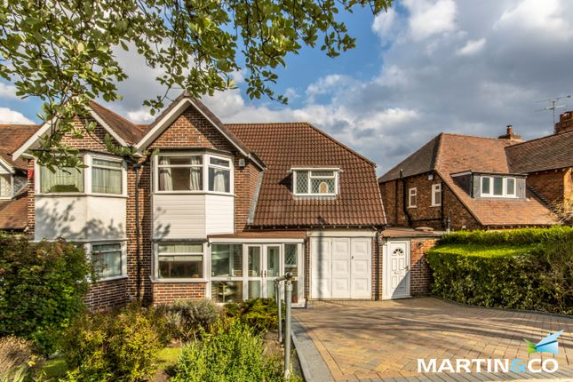 Thumbnail Semi-detached house for sale in Gillhurst Road, Harborne