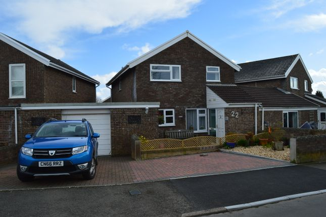 Link-detached house for sale in Monmouth Way, Llantwit Major