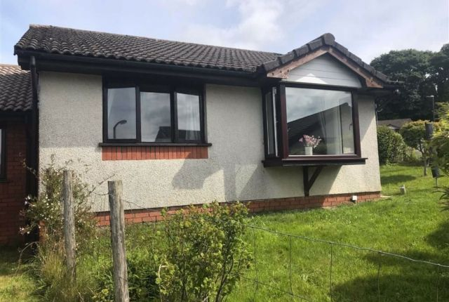 2 bed bungalow to rent in Edison Crescent, Clydach SA6