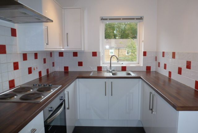Thumbnail Flat to rent in Keyes Close, Devonport, Plymouth