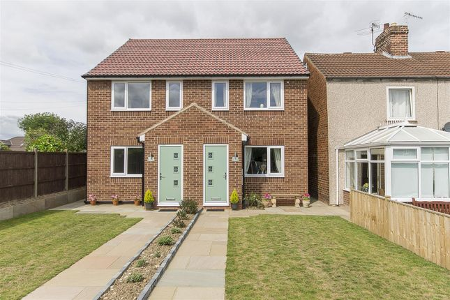 Thumbnail Semi-detached house for sale in Briar Close, Newbold, Chesterfield