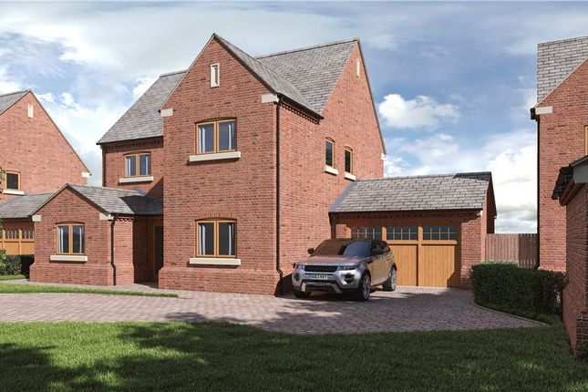 Thumbnail Detached house for sale in Seven Acres Close, Main Road, Minsterworth, Gloucester