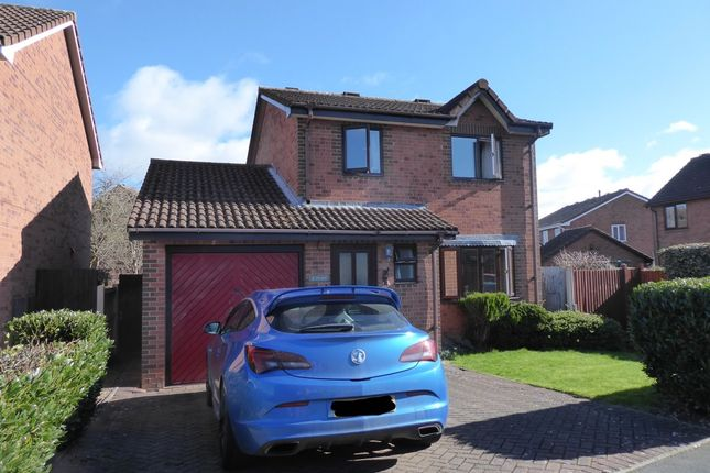 3 bed detached house to rent in Coldridge Drive, Shrewsbury SY1