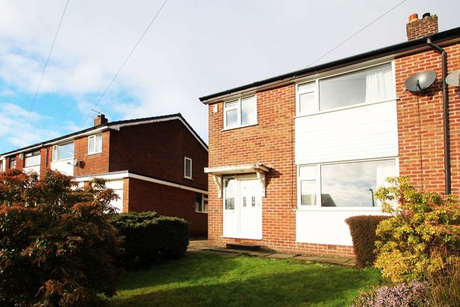 Thumbnail Semi-detached house for sale in Bramworth Road, Ramsbottom, Bury