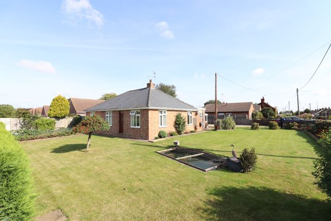 Thumbnail Bungalow for sale in New Road, Welney, Wisbech, Cambs