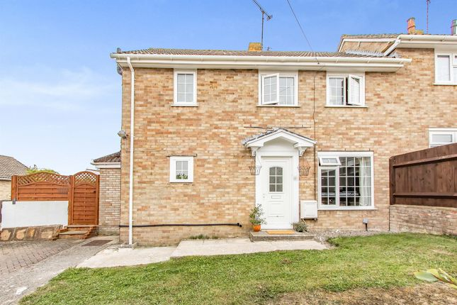 3 bed semi-detached house for sale in Dukes Way, Bulford, Salisbury SP4