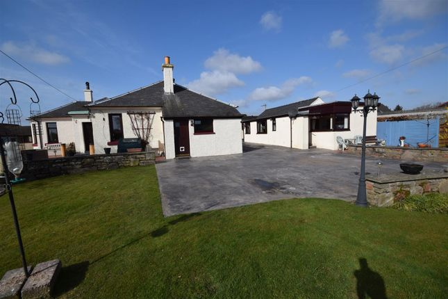 Thumbnail Bungalow for sale in Watson Street, Letham, Forfar