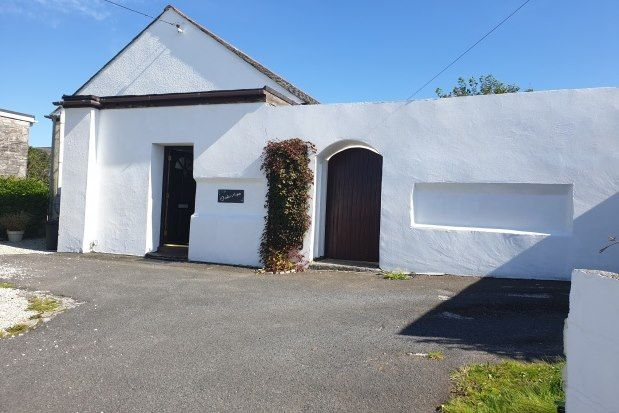 Thumbnail Bungalow to rent in Chapel Road, St. Columb