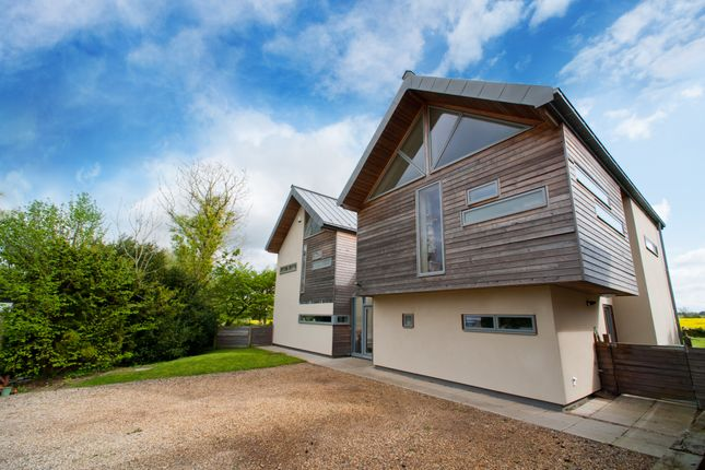 Thumbnail Detached house for sale in Rectory Lane, Milton Malsor, Northampton
