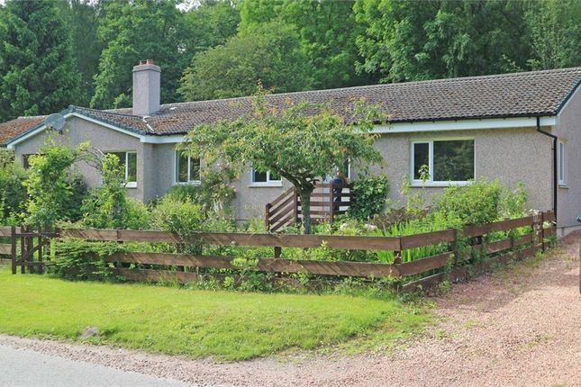 Thumbnail Semi-detached bungalow for sale in Tummel Bridge, Pitlochry, Perth And Kinross
