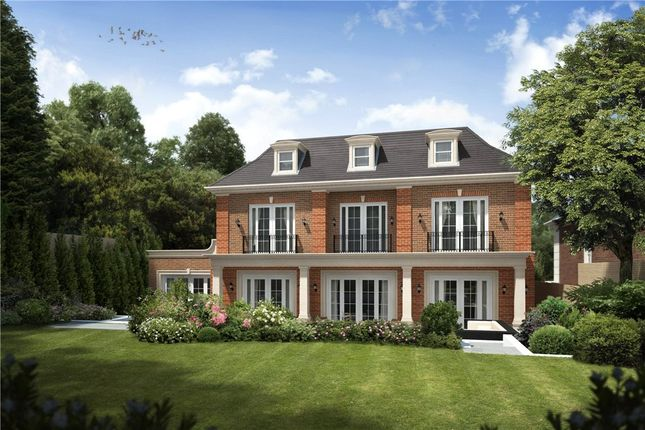 Thumbnail Detached house for sale in Greenwood Park, Coombe Hill Road
