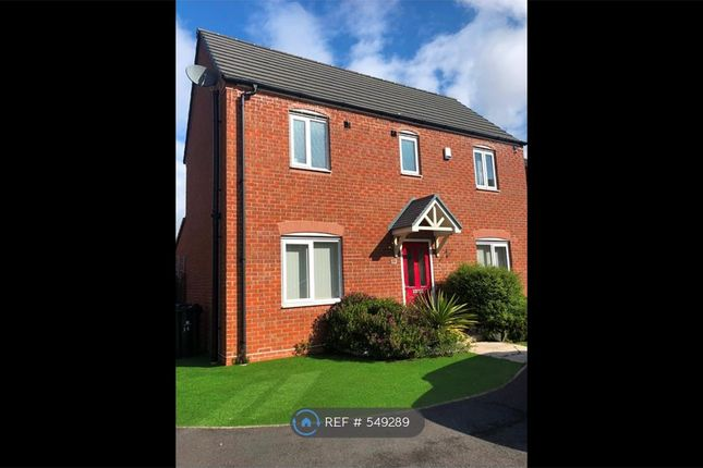 Thumbnail Detached house to rent in Kenneth Close, Prescot