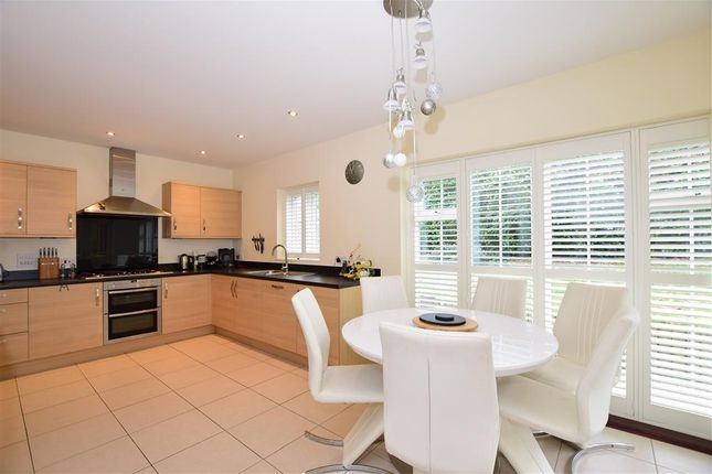 5 bed detached house for sale in Bill Deedes Way, Aldington, Ashford, Kent