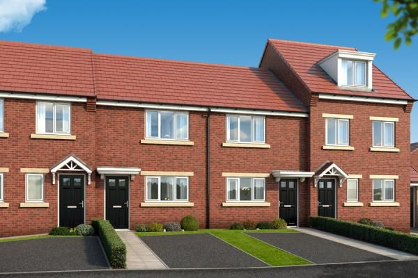 "Thumbnail Property for sale in ""The Cedar At The Garth, West Denton"" at Dunblane Crescent, West Denton, Newcastle Upon Tyne"
