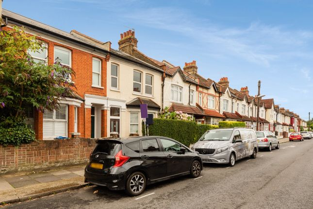 Thumbnail Terraced house for sale in Crusoe Road, Mitcham