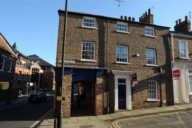 Thumbnail Terraced house for sale in Buckingham Street, York