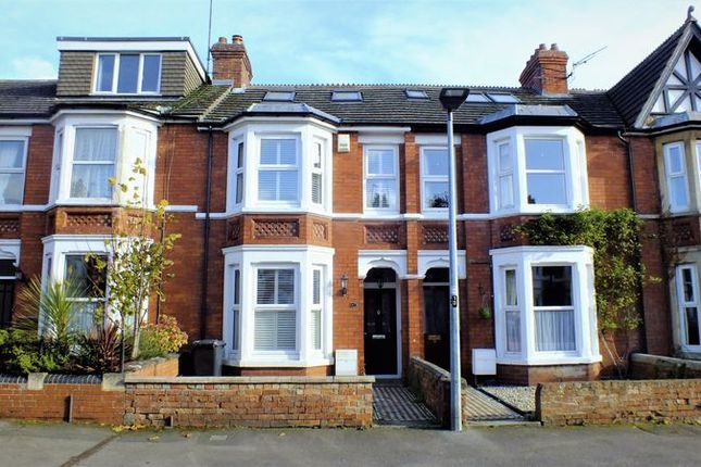 Thumbnail Terraced house to rent in Goddard Avenue, Swindon