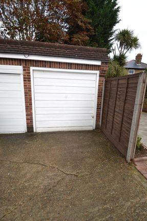 Garage of New Zealand Avenue, Walton-On-Thames KT12