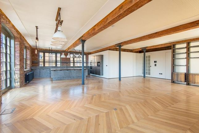 Thumbnail Flat to rent in Belmont Street, London