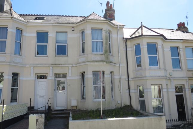 Thumbnail Semi-detached house for sale in Kingsley Road, Mutley, Plymouth