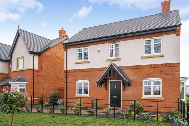 """Thumbnail Detached house for sale in """"Witley"""" at Hinckley Road, Sapcote, Leicester"""