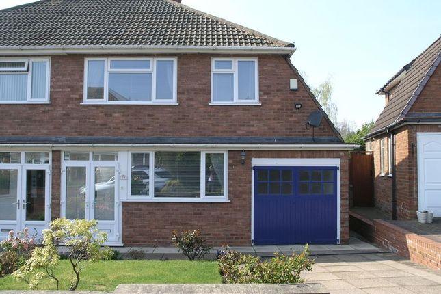 Thumbnail Semi-detached house for sale in Goodwyn Avenue, Oldbury