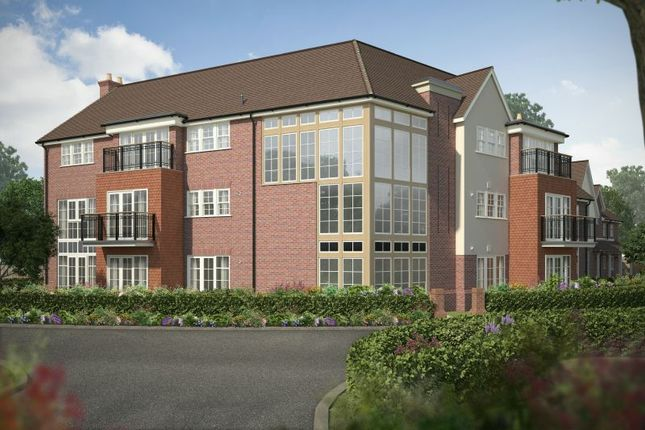 Thumbnail Flat for sale in Burtons Lane, Chalfont St. Giles