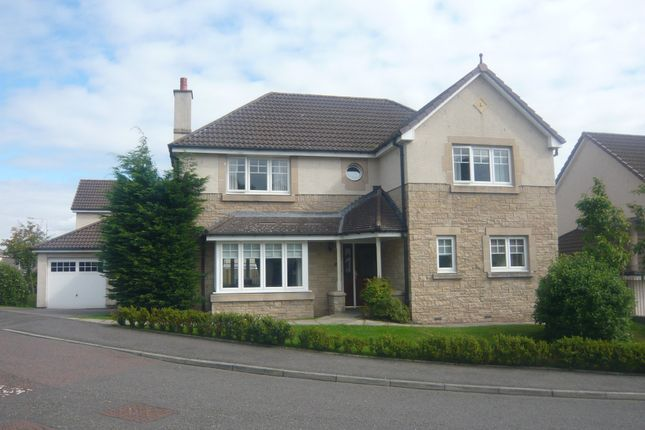Thumbnail Detached house to rent in Woodruff Gait, Dunfermline
