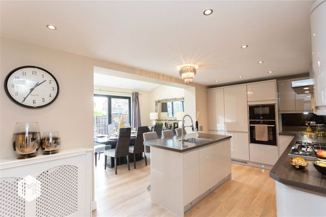 Thumbnail Semi-detached house for sale in Newcombe Road, Ramsbottom, Bury