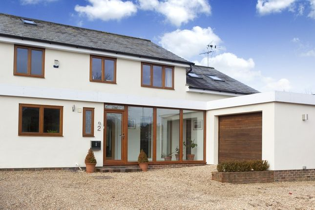 Thumbnail Detached house for sale in Finians Field, Barns Green, Horsham