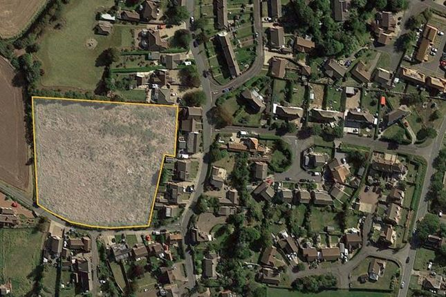 Thumbnail Land for sale in Land At Poor's End, Granville, Louth, Lincolnshire