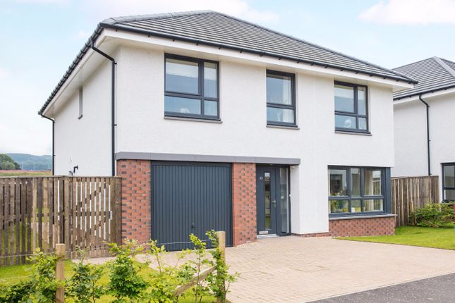 Thumbnail Detached house for sale in Greenan Views, Cumbrae Drive, Doonfoot, Ayr