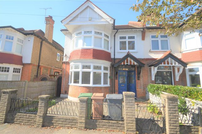 Thumbnail Semi-detached house to rent in Parkhill Road, London