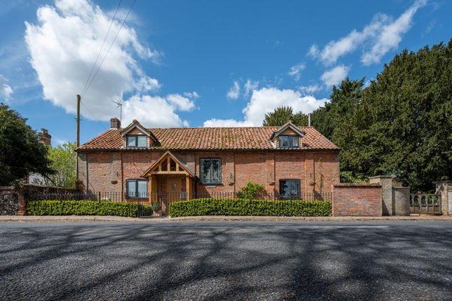 Thumbnail Detached house for sale in Holt Road, North Elmham, Dereham