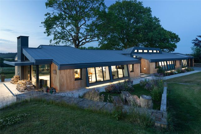 Thumbnail Barn conversion for sale in Spring Hill Farm, Weir Wood, Forest Row, East Sussex