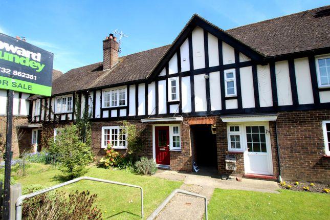 Thumbnail Terraced house for sale in Ide Hill Road, Four Elms, Edenbridge