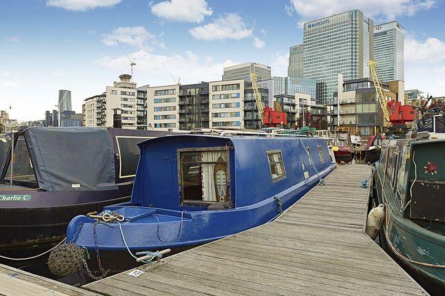 Boat (Main) of Boardwalk Place, London E14