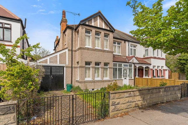 4 bed semi-detached house for sale in Langley Drive, London E11
